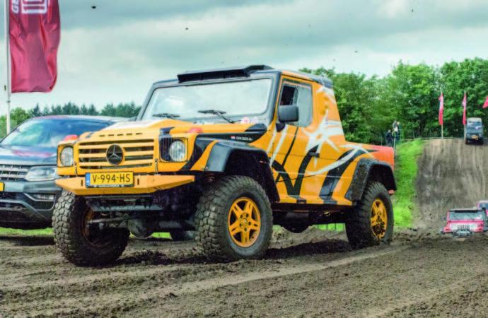 4WD Festival editie 2018