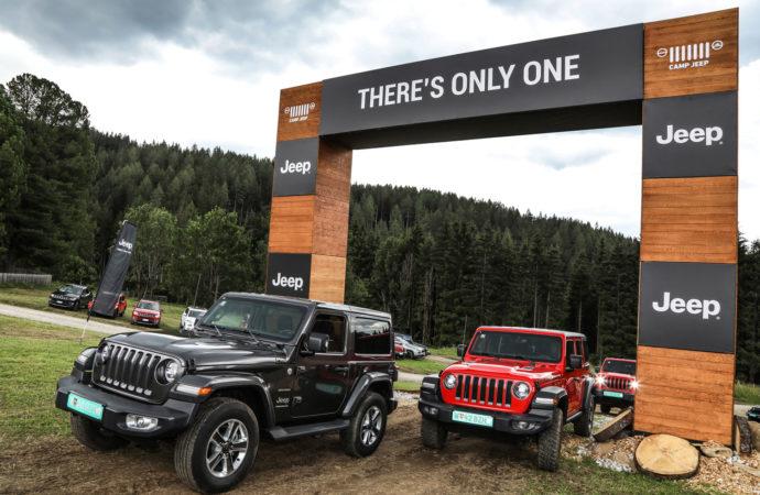 PRIMEUR: Koenen's Autobedrijf introduceert de nieuwe Jeep Wrangler tijdens het 4WD Festival 2018!