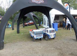 Roemruchte Dakar Truck