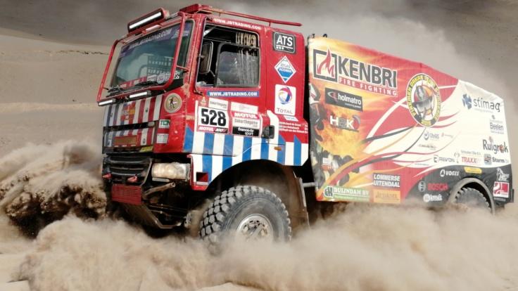 Fireman Dakar Team